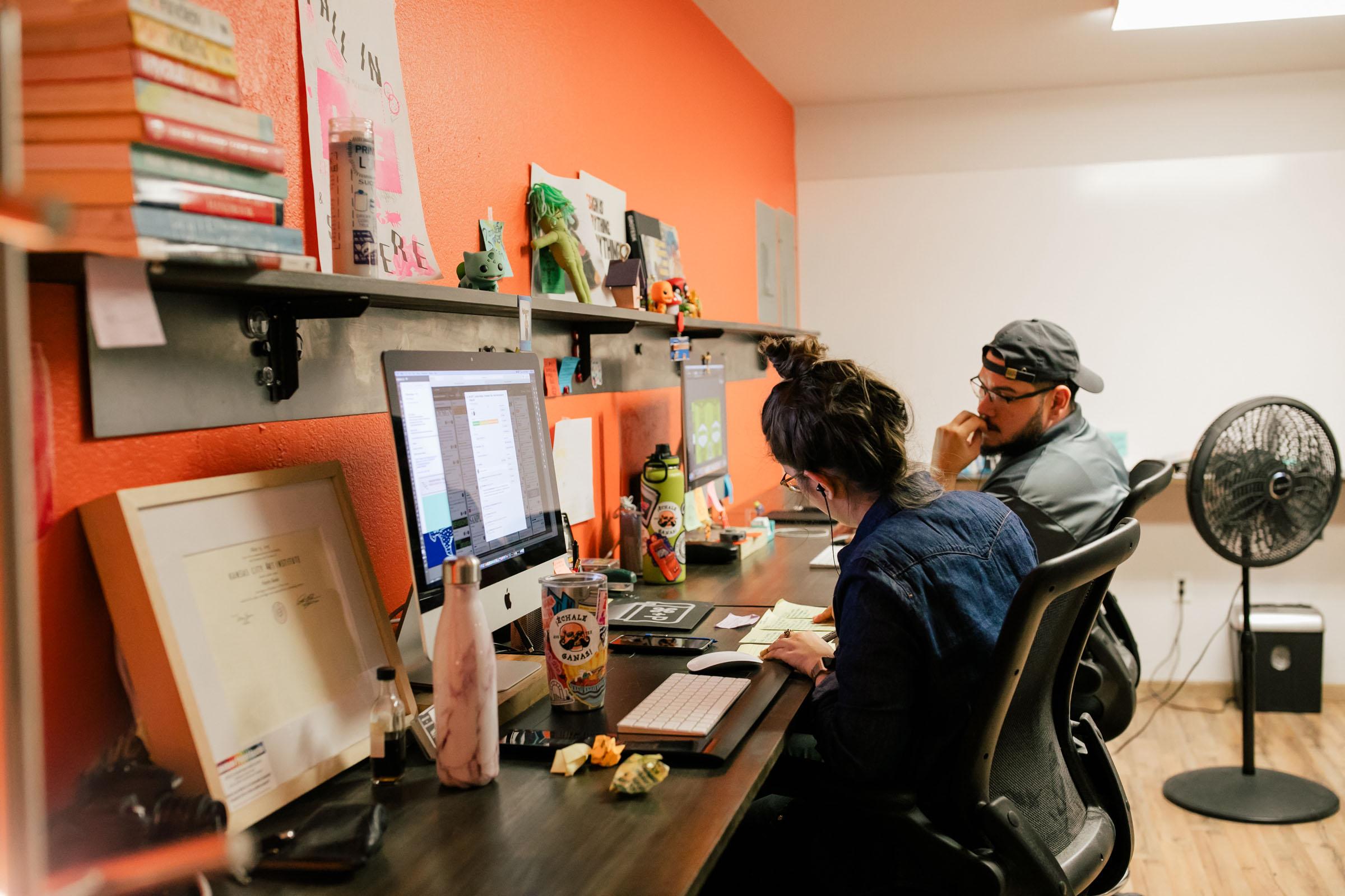 Hayley and Joseph Designs Stuff